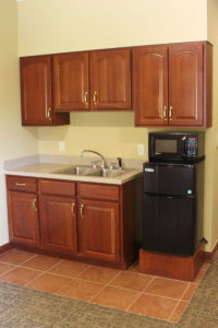 Assisted Living Kitchenette