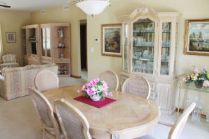 Harrison Estates - Living and Dining Room