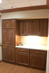 Short Term Rehab Cabinets