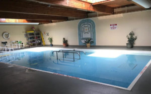 Indoor Rehab Pool
