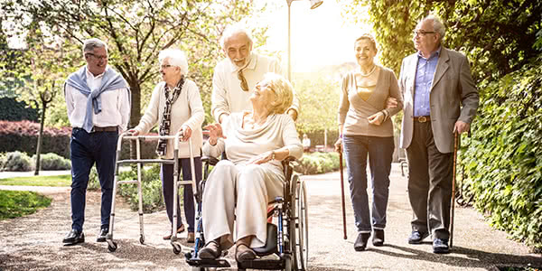 Levels of Nursing Care for Seniors - Quincy IL